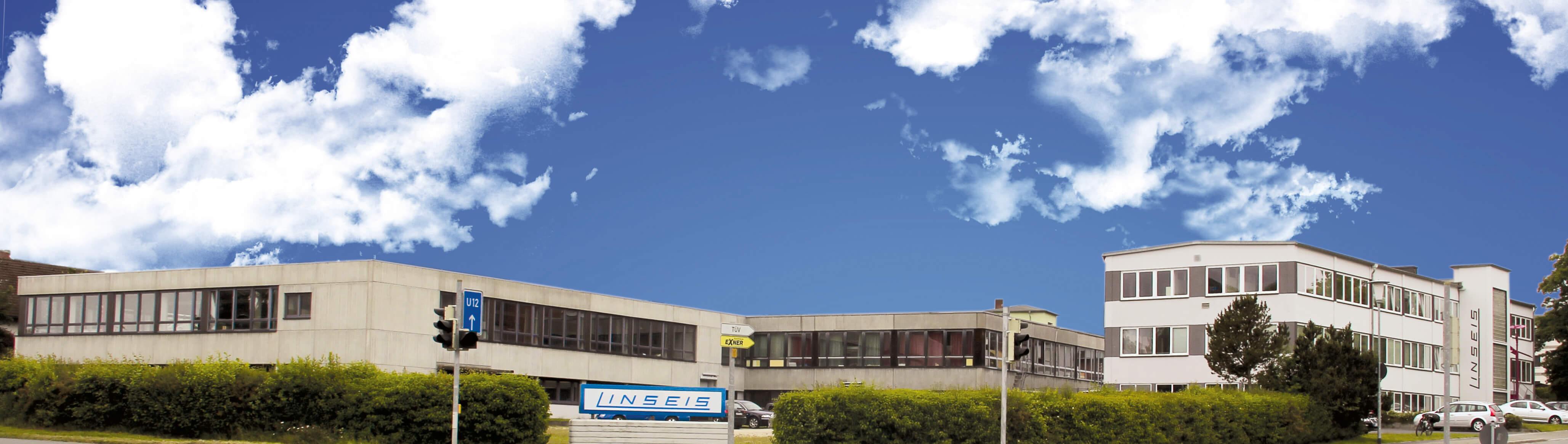 LINSEIS Firmengebäude Selb