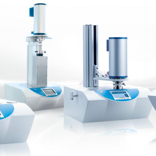 Dynamisches Differenzkalorimeter mit neu entwickeltem Sensor
