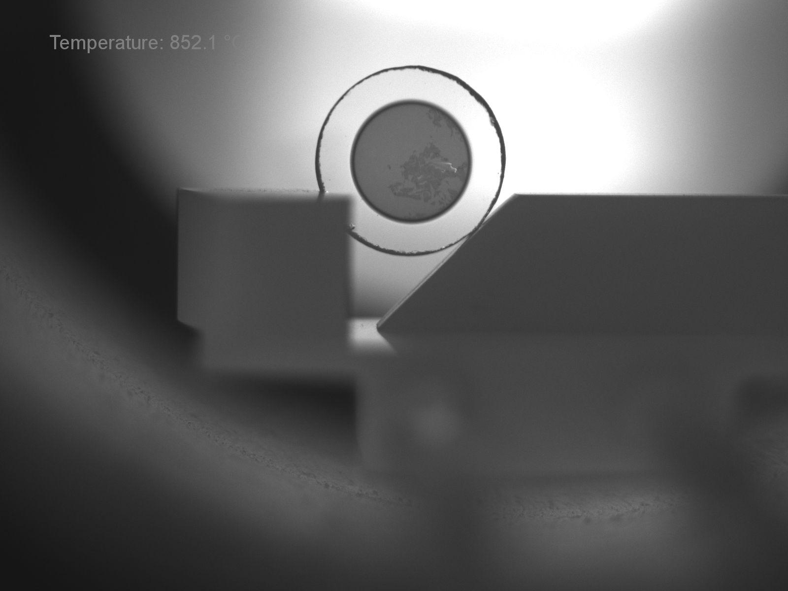 Hochtemperaturmikroskopie