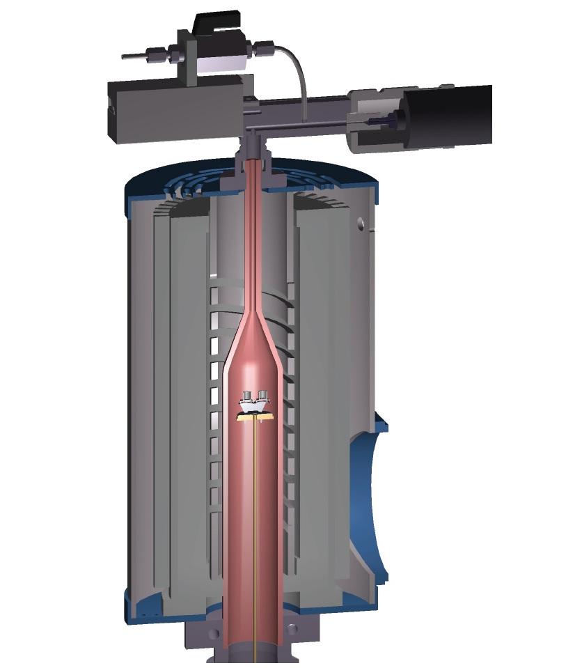 Gas analysis couplings: EGA GCMS for Thermal Analysis of LINSEIS