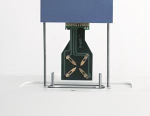 Linseis Hall Sensor Gehäuse