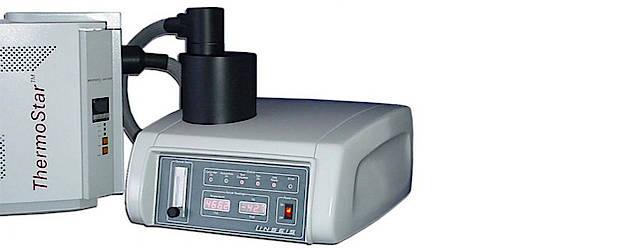 QMS Quadrupol Massenspektrometer - Gasanalyse
