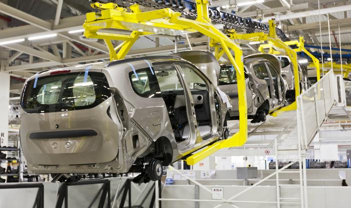 Branchen Produktion