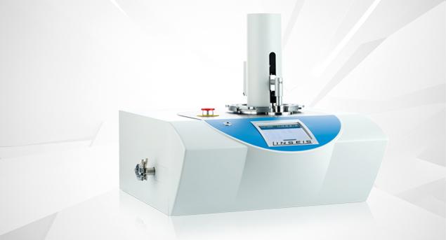 Linseis thermobalance - TGA 1000