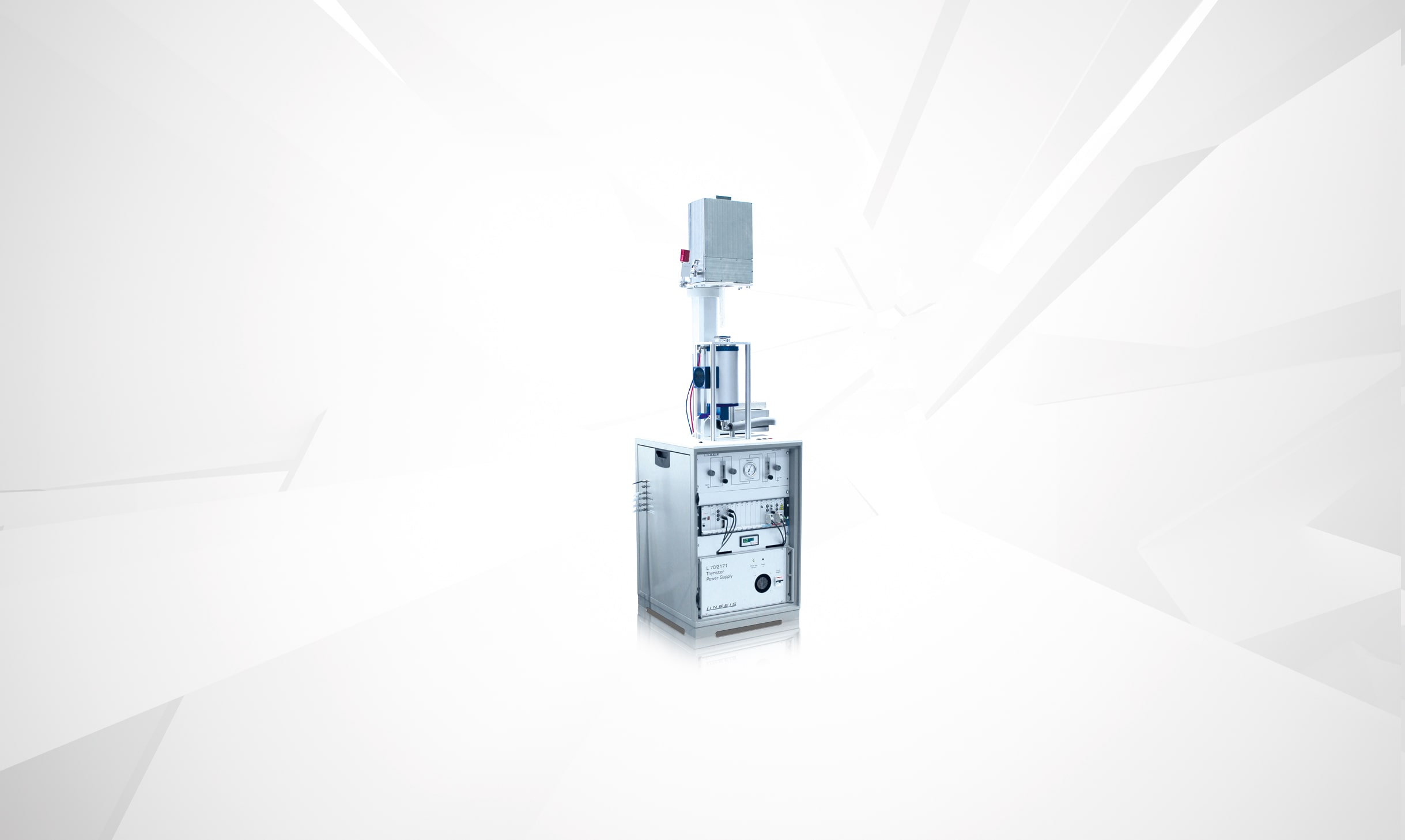 Michelson Interferometer - Laser Dilatometer von Linseis