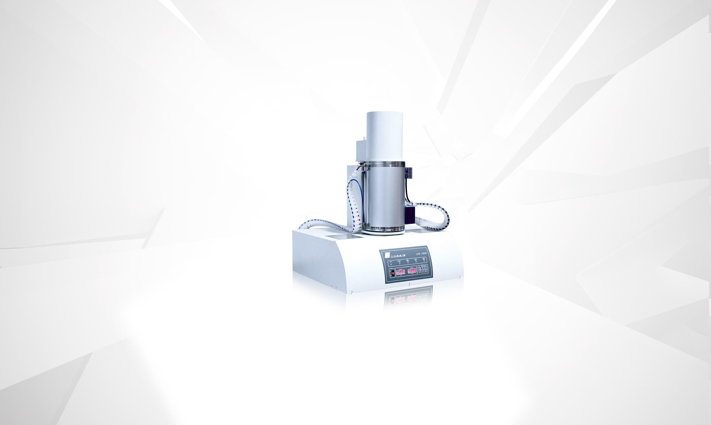 Linseis LFA 1000 Laserflash