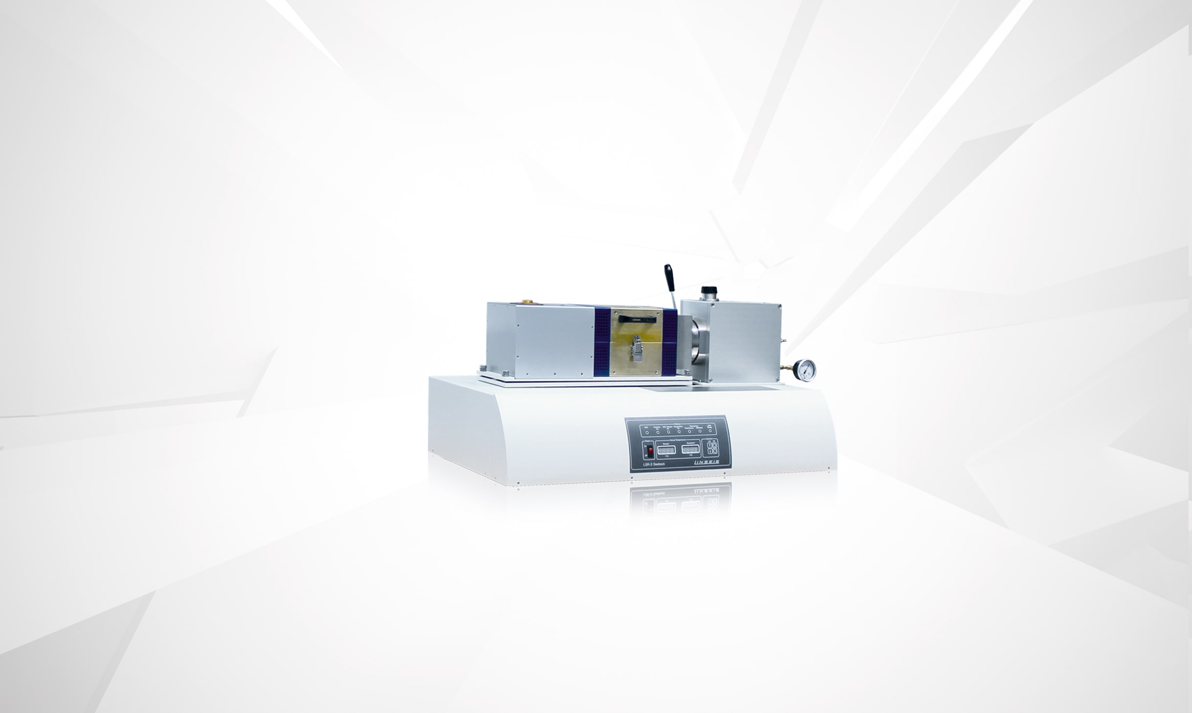 Linseis LZT Seebeck Coefficient & Electrical Conductivity & Thermal Conductivity