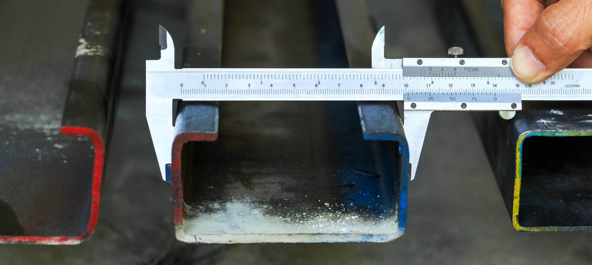 Messung der Längenänderung