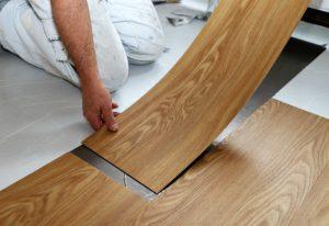 Plancher en PVC