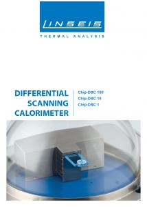 Chip-DSC brochure (PDF)