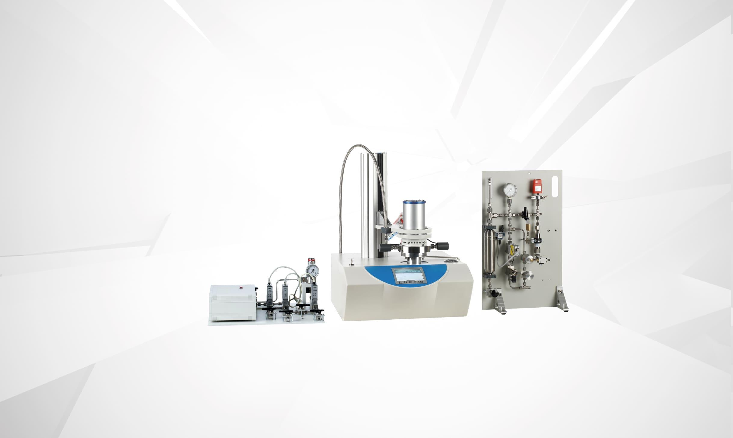 Linseis STA TGA HP 3 Hochdruck - High Pressure Thermal analysis