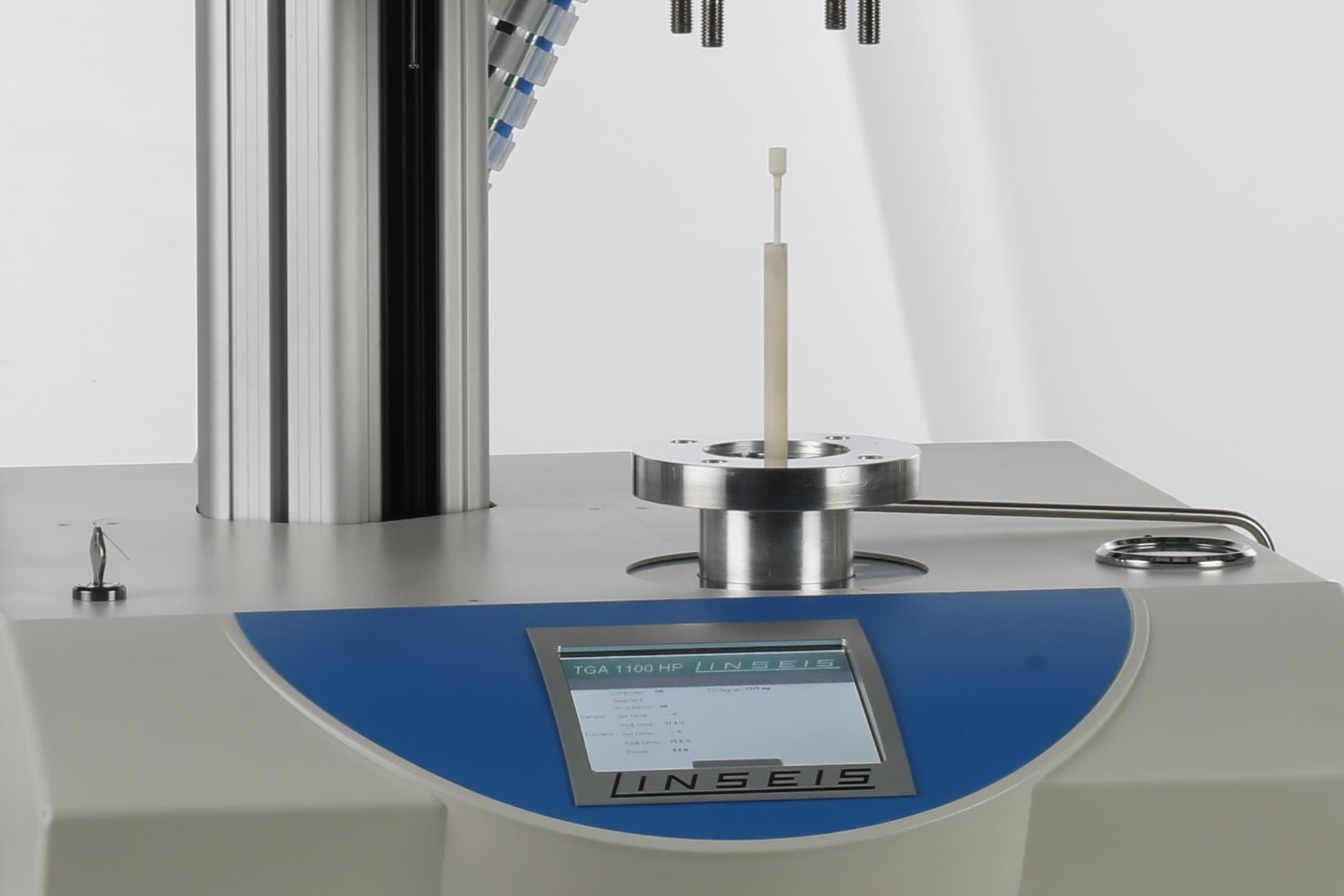 TGA STA HP 3 instrument sample holder / Probenhalter