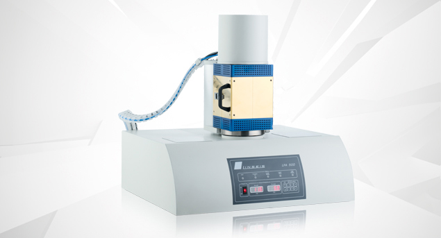 Laser Flash LFA 500 Linseis Thermal Analysis