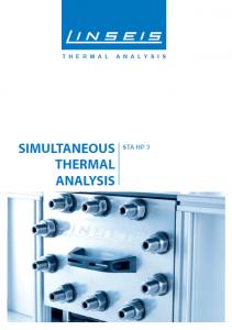 STA HP 3 Product brochure PDF