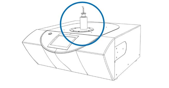 Optical DSC - Linseis Chip-DSC 100