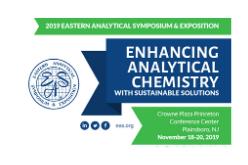 Eastern Analytical Symposium 2019