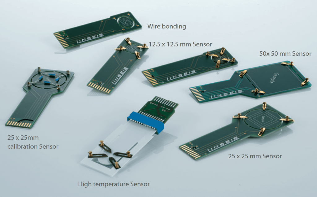 Linseis Hall Sensors Overview
