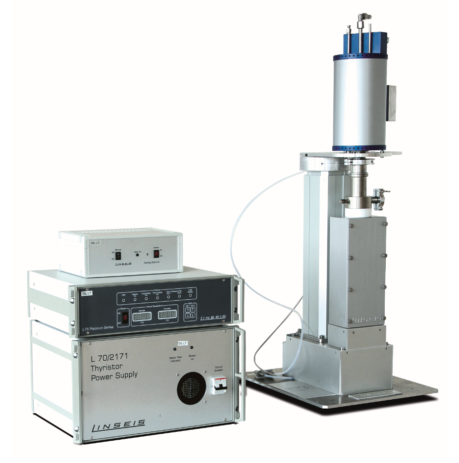 Linseis Dilatometer for nuclear applications