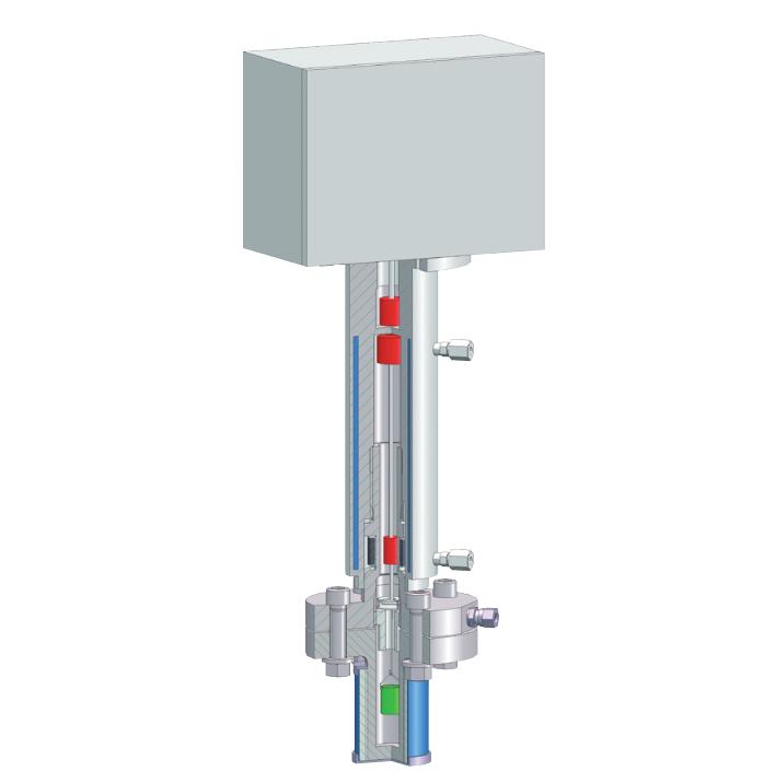 STA MSB Measuring system