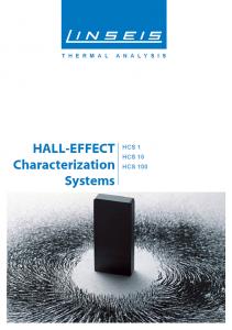 Hall Effect Brochure