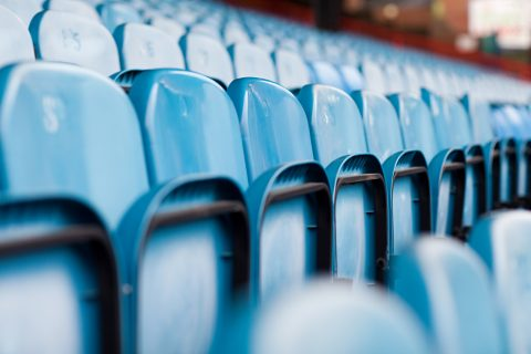 thermal stability of poymers - seats in football arena