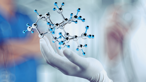 Crystallinity Kristallinität Moleküle