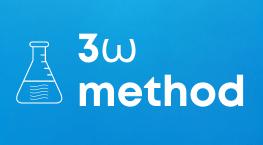 3 omega method