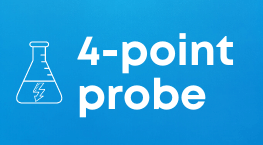 4 point probe method
