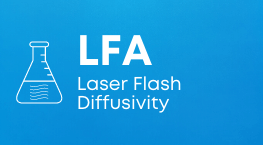 LFA Laser Flash Diffusitivity
