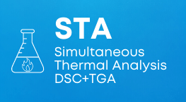 STA TG+DSC Simultaneous Thermal analysis