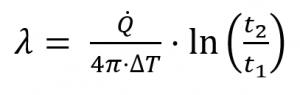 Cp THB Formel Temperaturleitfähigkeit 2