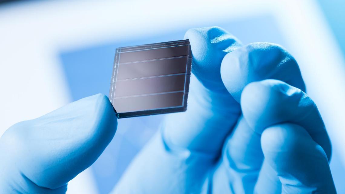 Photovoltaik Sensor