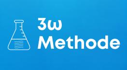 3 omega Methode