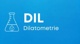DIL Dilatometrie