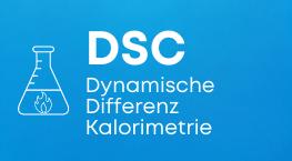 DSC Dynamische Differenz Kalorimetrie