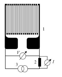 Hot point sensor
