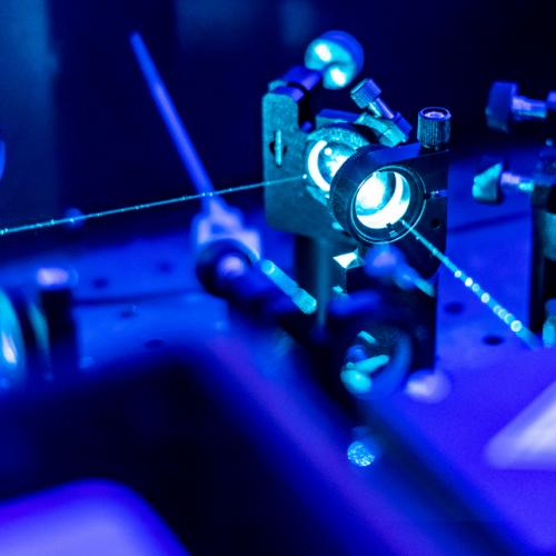 Messung der spezifischen Wärmekapazität (Cp) mittels Laser-Flash-Analyse (LFA)