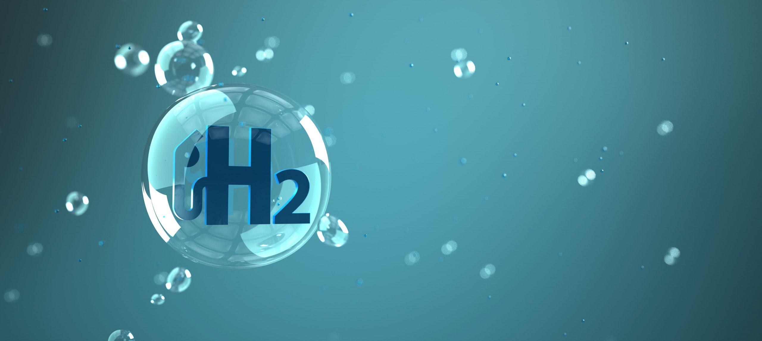 Wasserstoff - Hydrogen