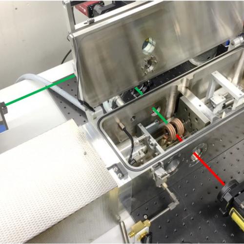Echtzeit-Einblick in das Kornwachstum mit der zerstörungsfreien N D T Technologie Laser-Ultraschall